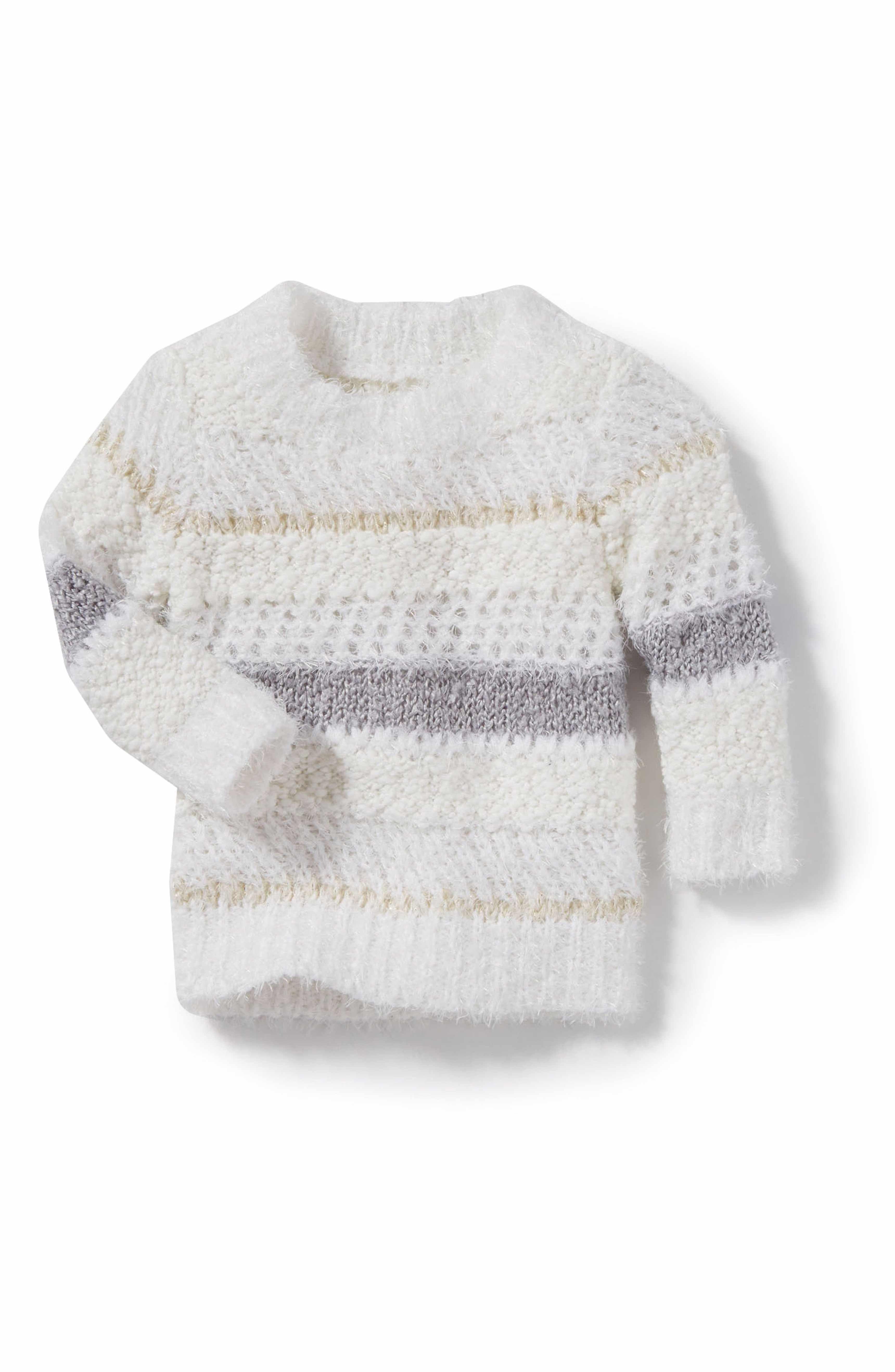Main Image Peek Hailey Sweater Baby Girls