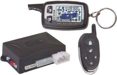Scytek Electronics Gxy2000rsdbp Scytek Remote Start 5 Button Remote