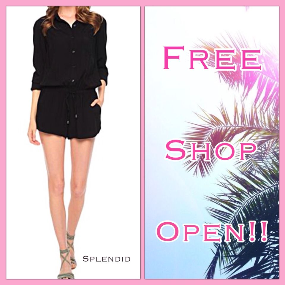 Fantastic Rompers have just Arrived from Splendid, For Love & Lemons, and Jack!! Get your Hands On Everyone's Favorite Look!!