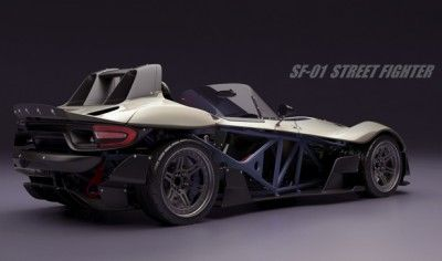 """Standing out among more than 200 concept designs to become the winner of the Local Motors Sports Car Design Platform Challenge, the """"SF-01 Street Fighter"""" Sports Car Platform offers a top-tier but affordable high-performance track platform."""