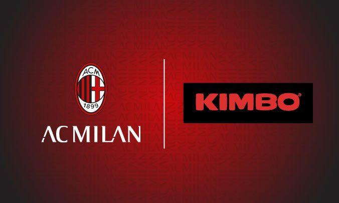 AC Milan renueva con Café Kimbo por una temporada