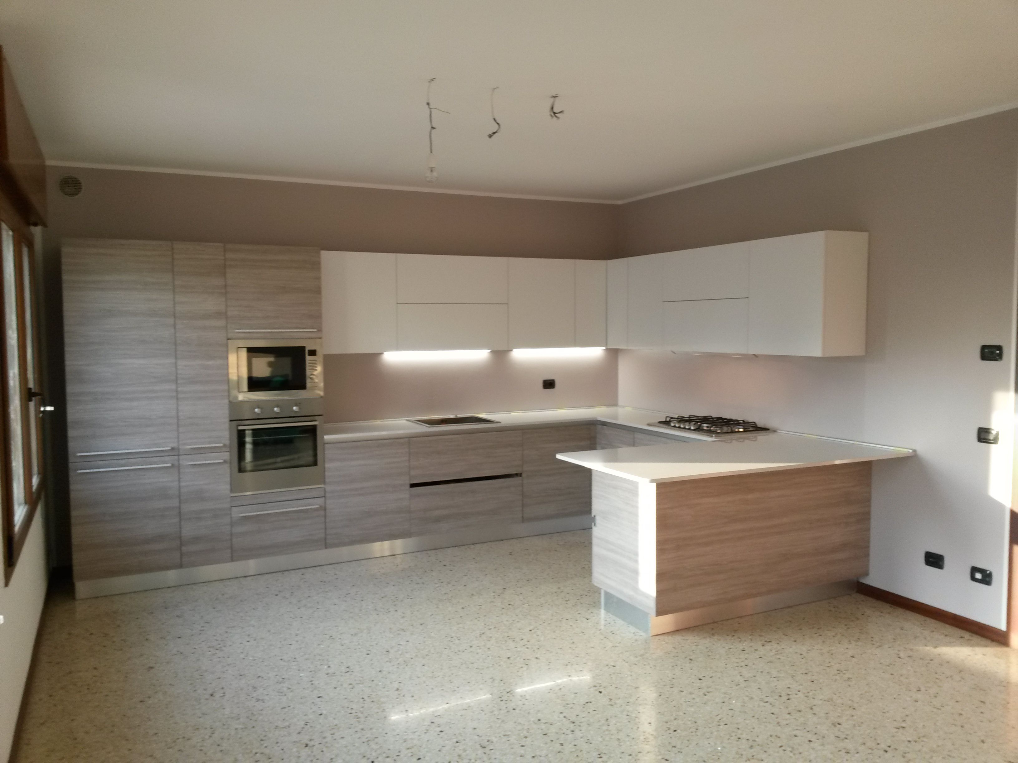 Cucina - Artec - Lungomare - sucupira beijesucupira bianco ...
