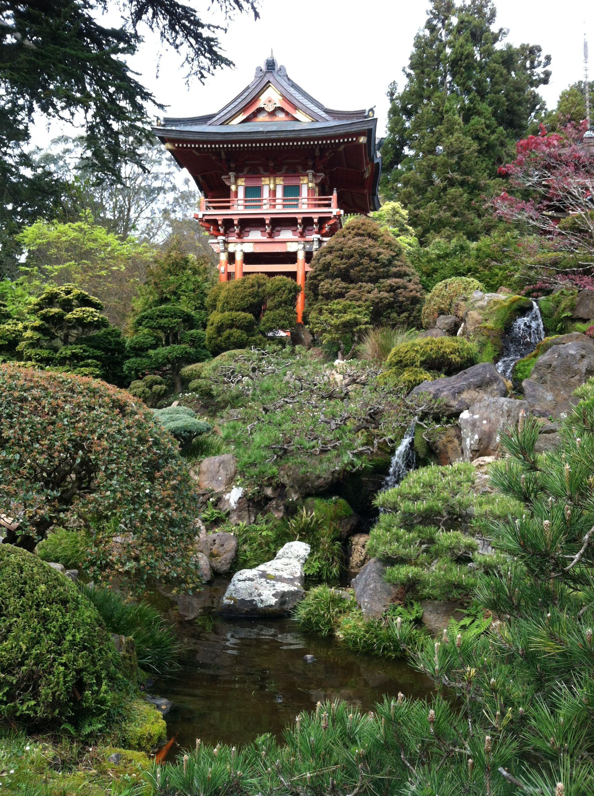 Japanese Tea Garden, San Francisco Golden Gate Park