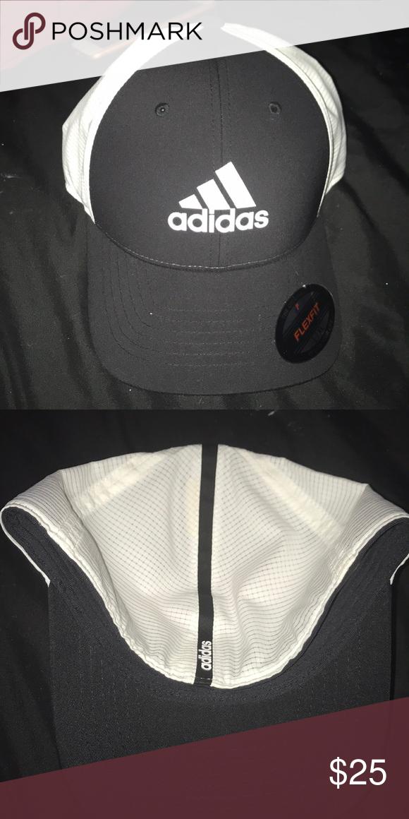922e2e3479dd1 Adidas Men s Hat Adidas Flex Fit L XL NWOT adidas Accessories Hats ...