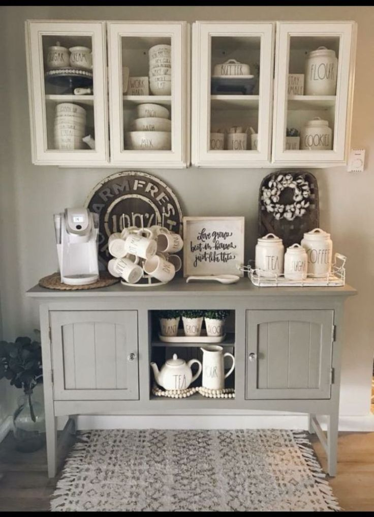 48 Stunning Diy Coffee Bar Ideas For Your Home - #Bar #barideas #Coffee #DIY #Home #Ideas #Stunning #coffeebarideas