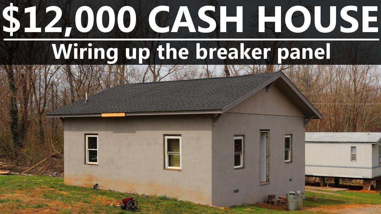 12000 Cash House Wiring A Breaker Box 31 Youtubecom Home