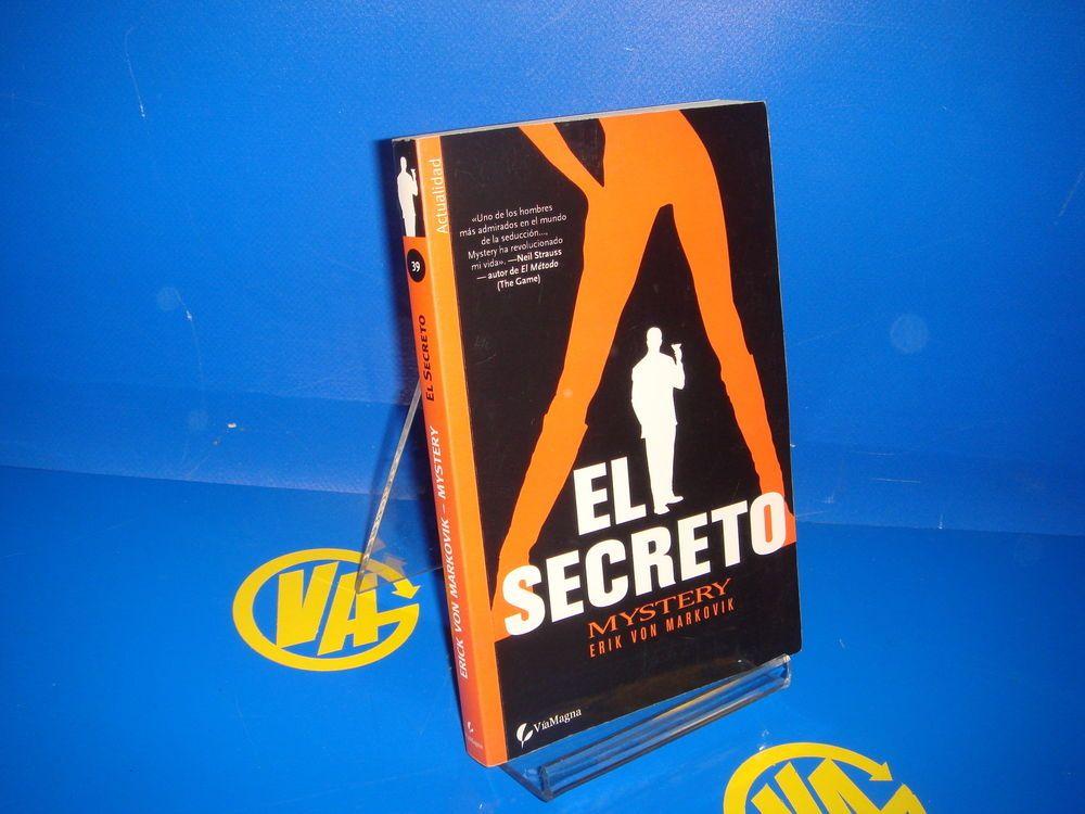 Libro EL SECRETO de Eric Von Markovik