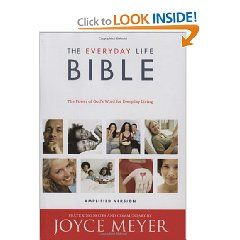 The Everyday Life Bible The Power Of God S Word For Everyday