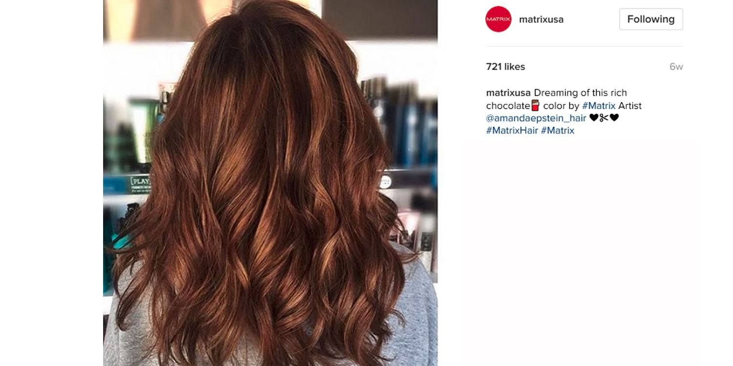 The Top Hair Color Trends hair color