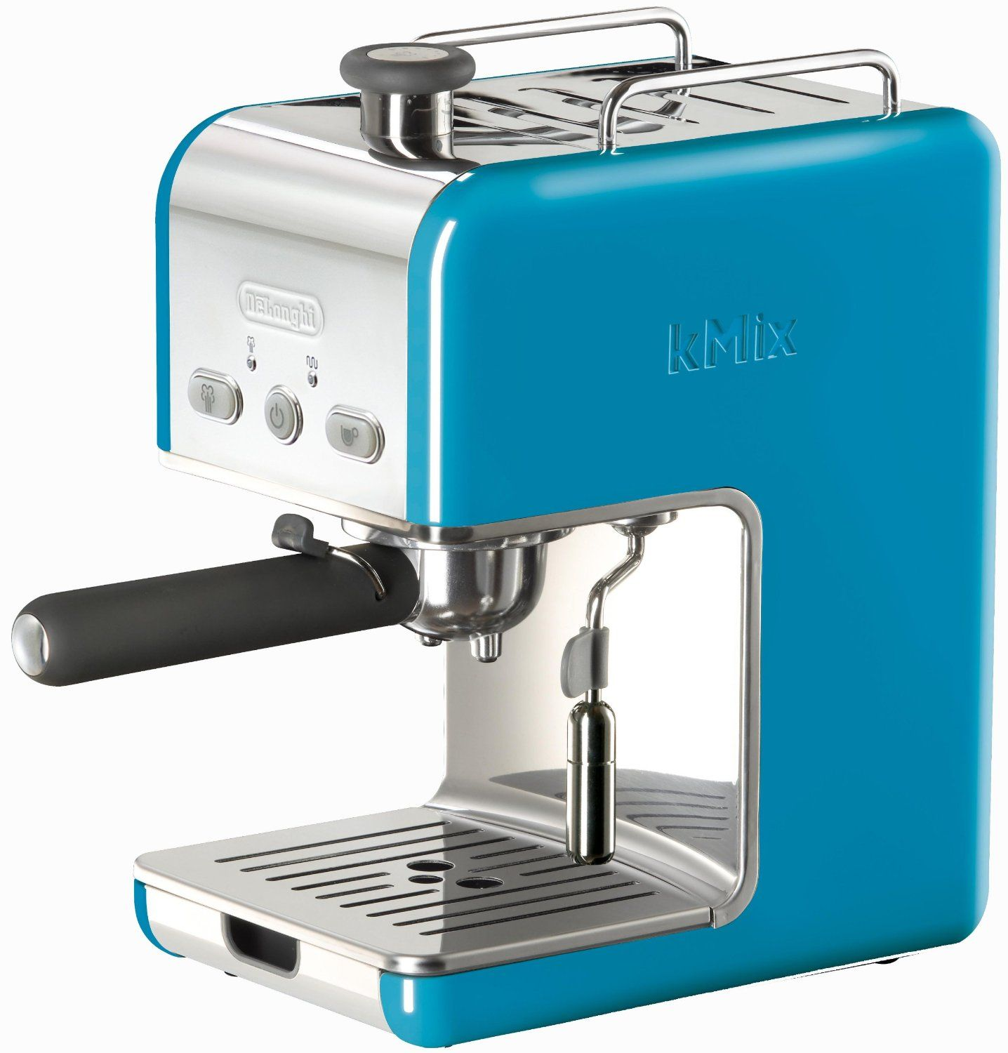 blue espresso maker | Home Things | Pinterest | Espresso maker ...