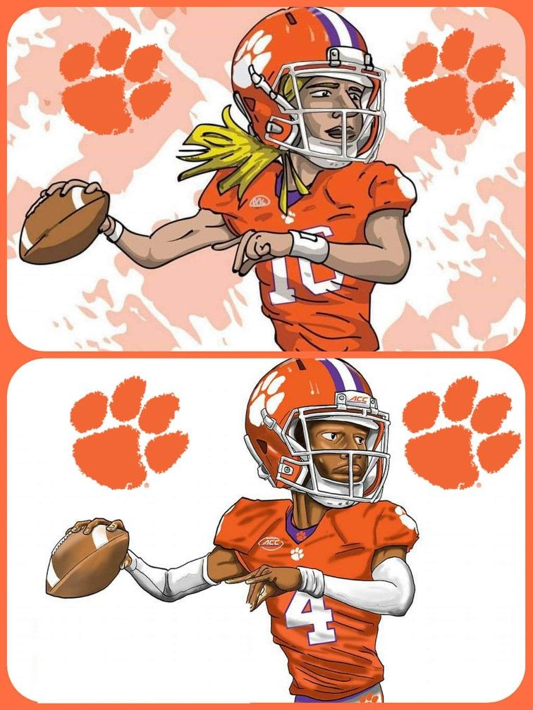 GOATS!! (With images) Clemson fans, Tiger football