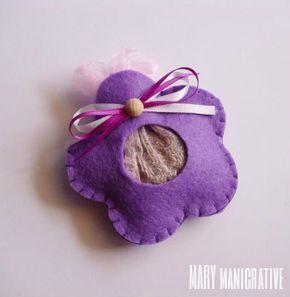 Photo of Mary creative hands: Flowers perfumery