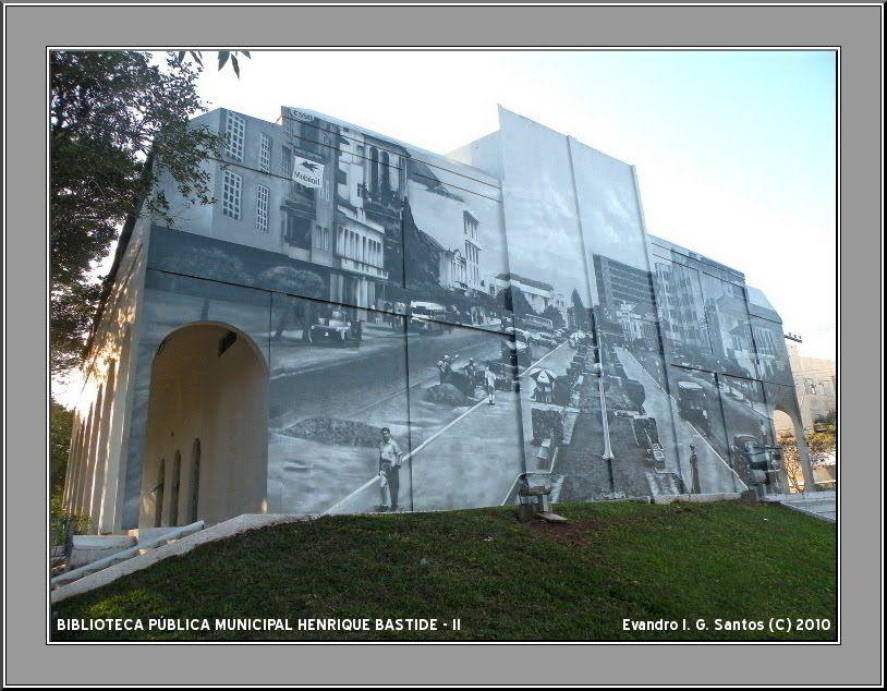 Biblioteca Publica Municipal Henrique Bastide Rio Grande Rio