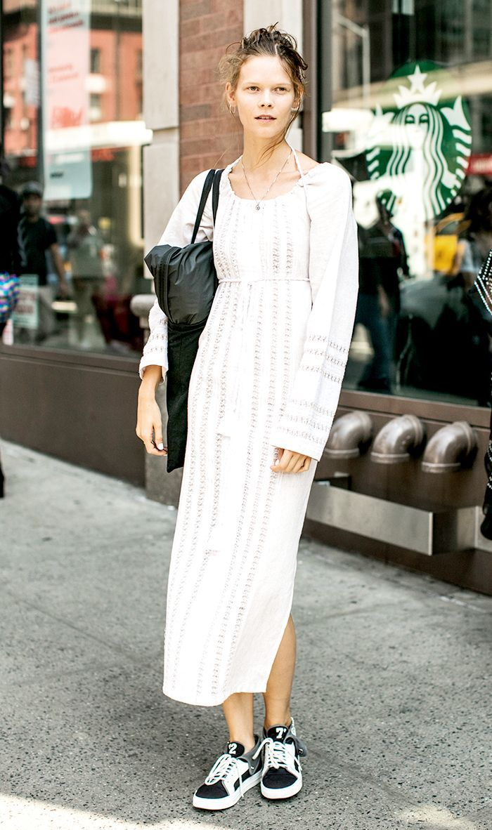 e1024cf092 A celeb stylist told us what the maxi dress styling mistake she sees all  the time is. Find out if you re guilty here.