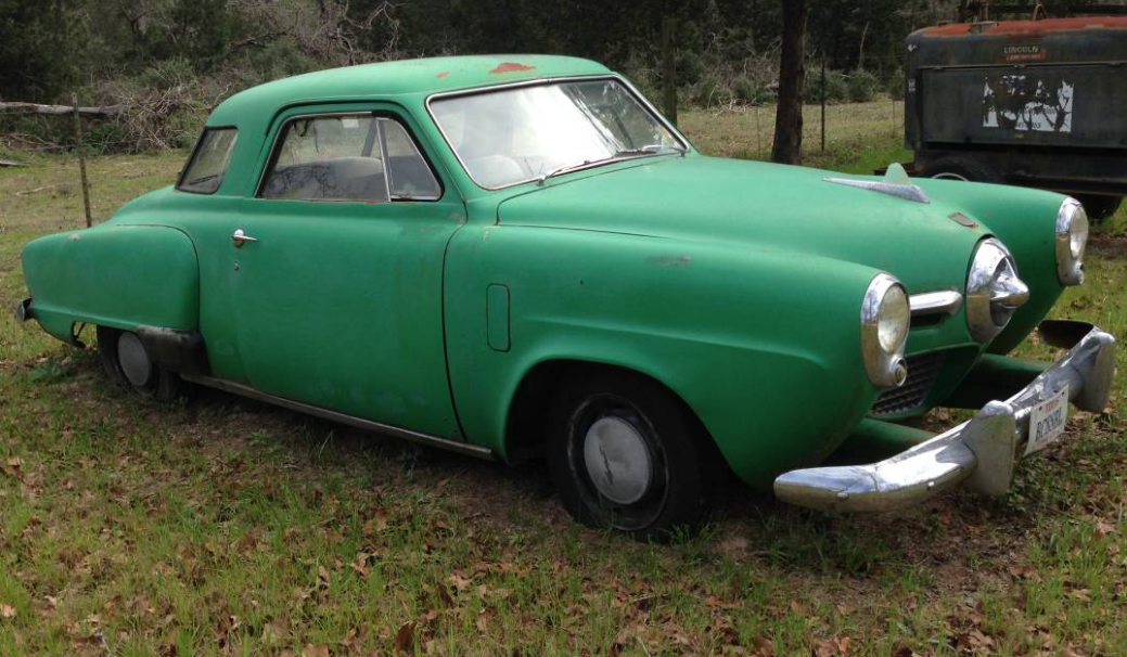 1950 Studebaker Champion Regal De Luxe Starlight Coupe ...1950s Cars For Sale Texas