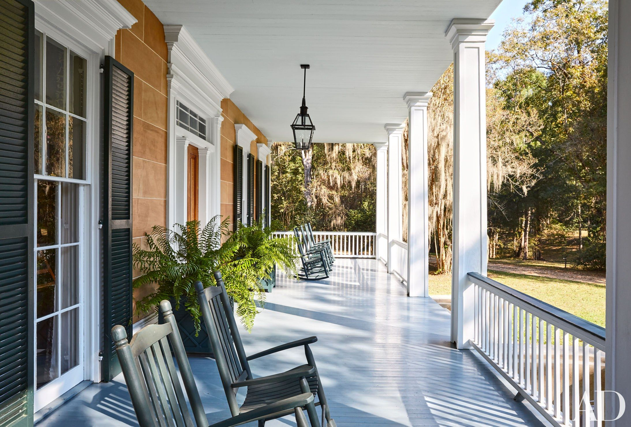 Tate Taylor The Help Director Renovates An 1830s Mississippi Mansion Photos Architectural Digest