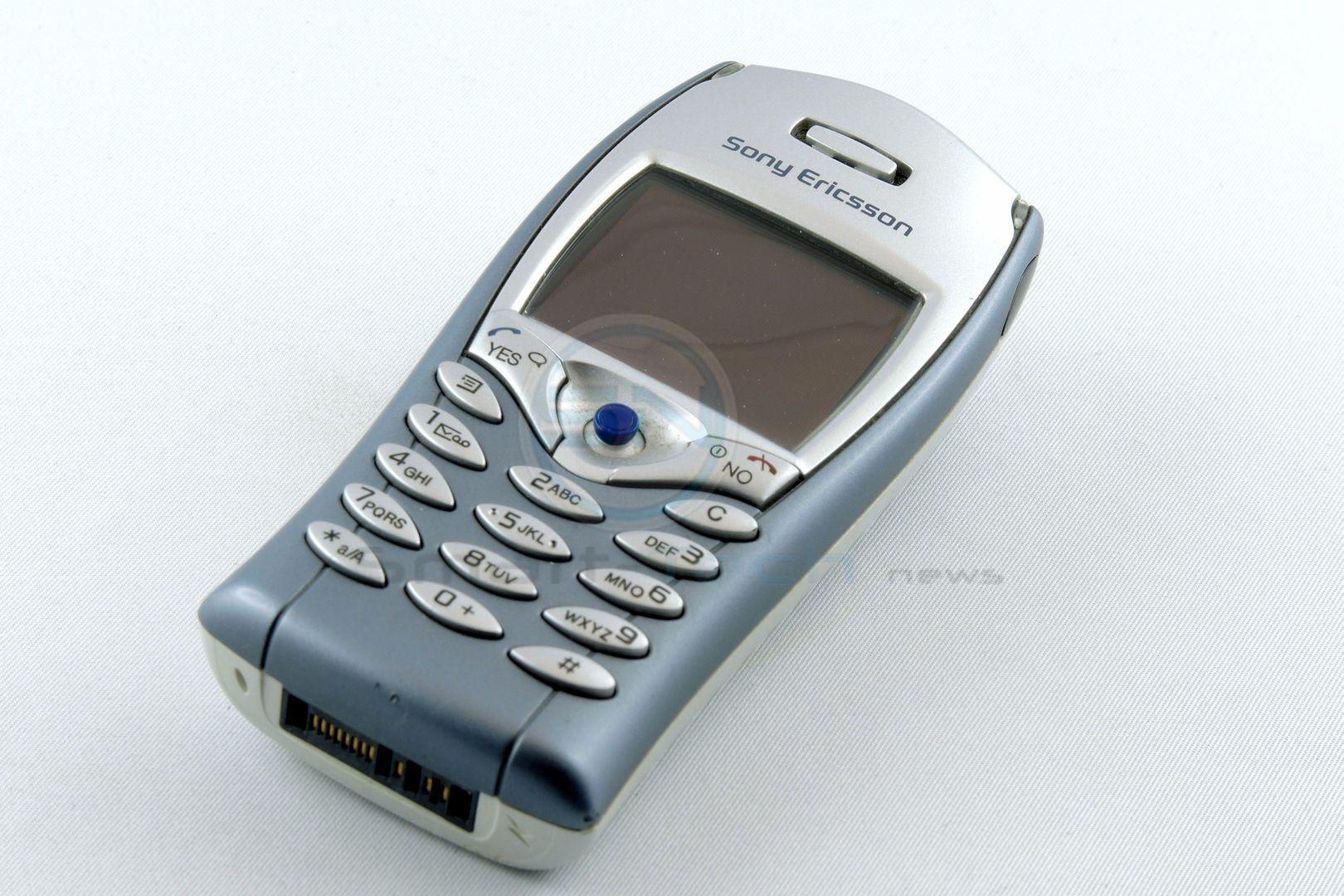 2002 Sony Ericsson T68i Sonyericsson T68i