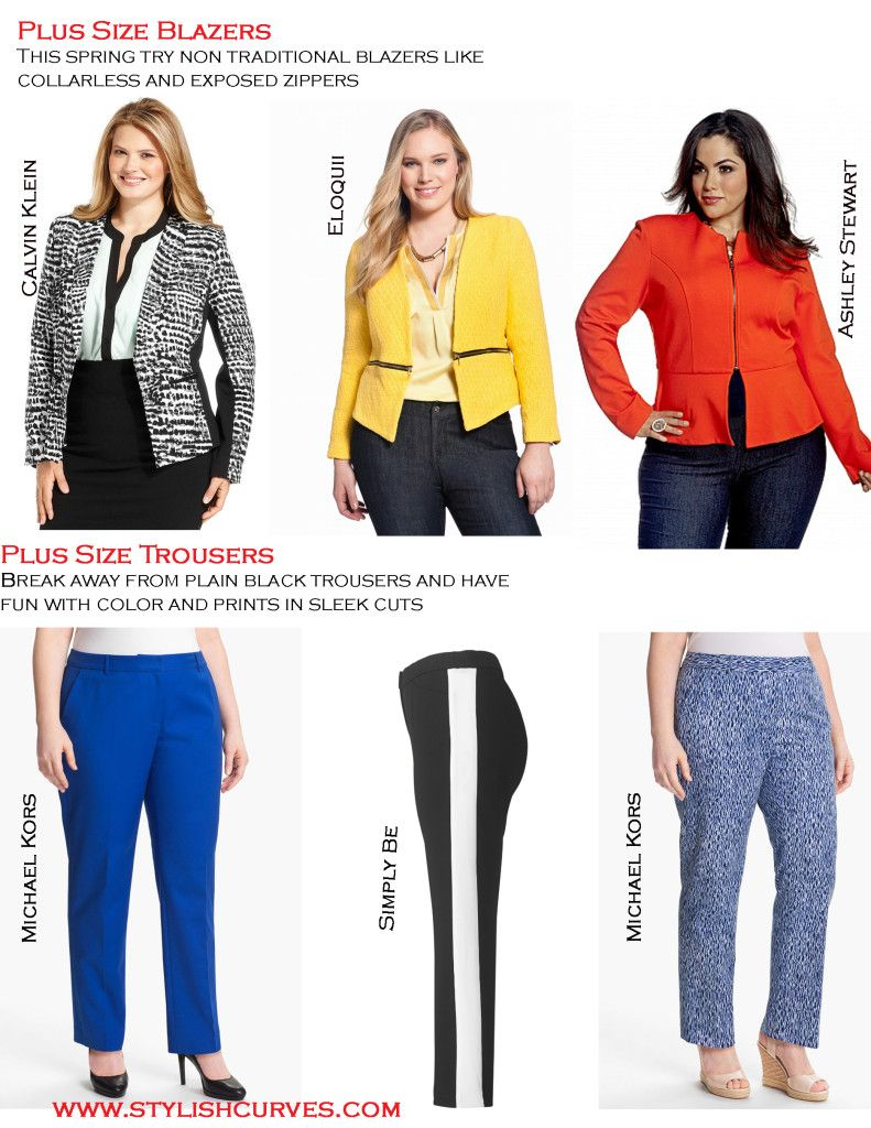 663eaa0167c STYLISH CURVES PLUS SIZE SHOPPING GUIDE FOR SPRING OFFICE STYLE
