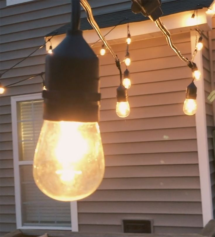 100% authentic 67de8 8b0fe Pin on Outdoor String Lights