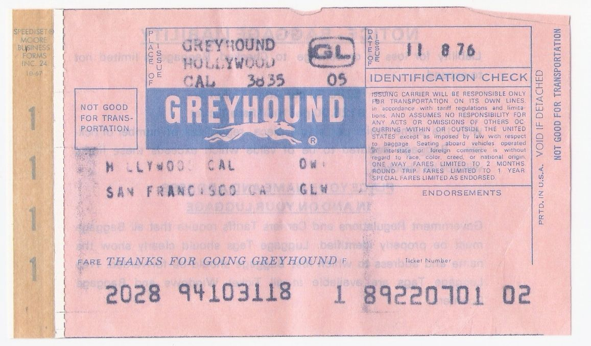 Greyhound Greyhound Bus California Travel Road Trips Bus Tickets