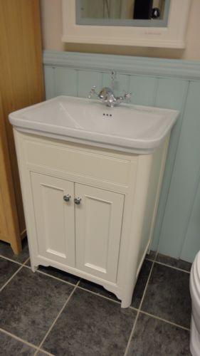 Ex Display Laura Ashley Basin Unit Basin Unit Basin Bathroom Suites