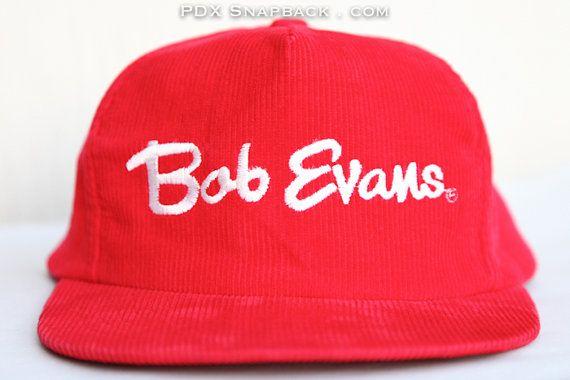c04e5a4b23b Bob Evans snapback