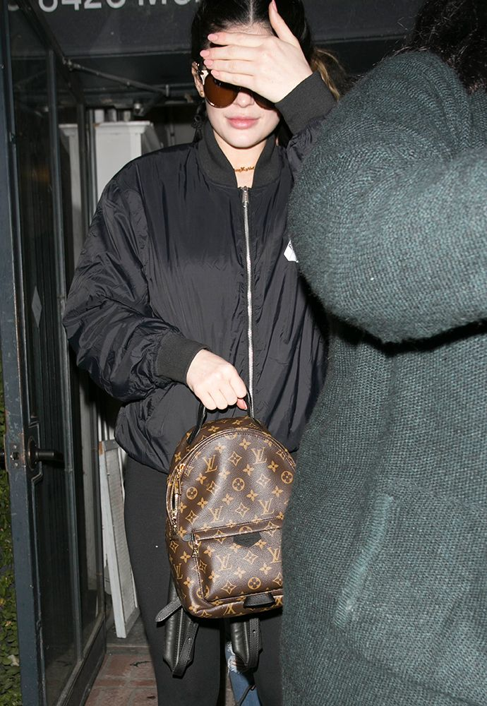 846103e7b7c6 The Many Bags of Kylie Jenner