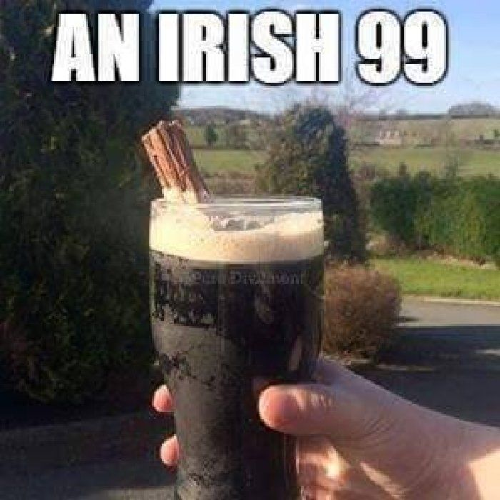 An Irish 99 With Images Irish Memes Irish Jokes Funny Irish