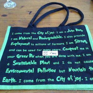 Cheap ecofriendly jute bags