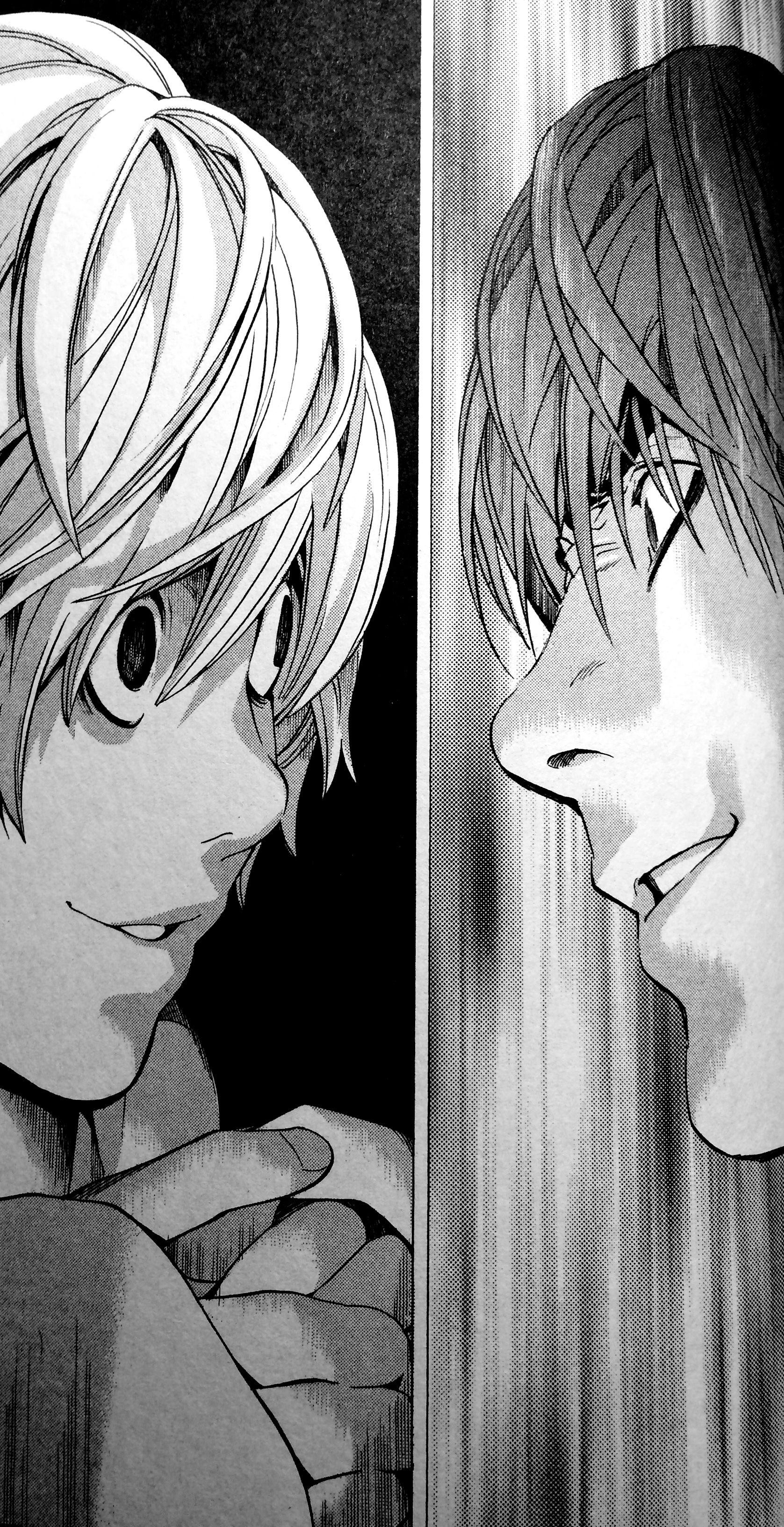 Death note manga tsugumi ohba and takeshi obata dn - Manga death note ...