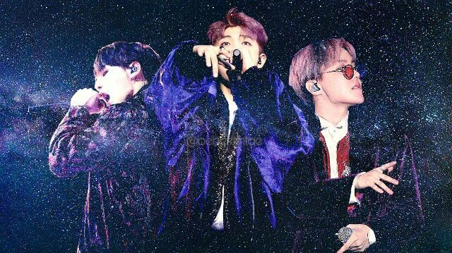 Dàn rapline của BTS - vô cùng tài năng mà vẫn bị chê bai.