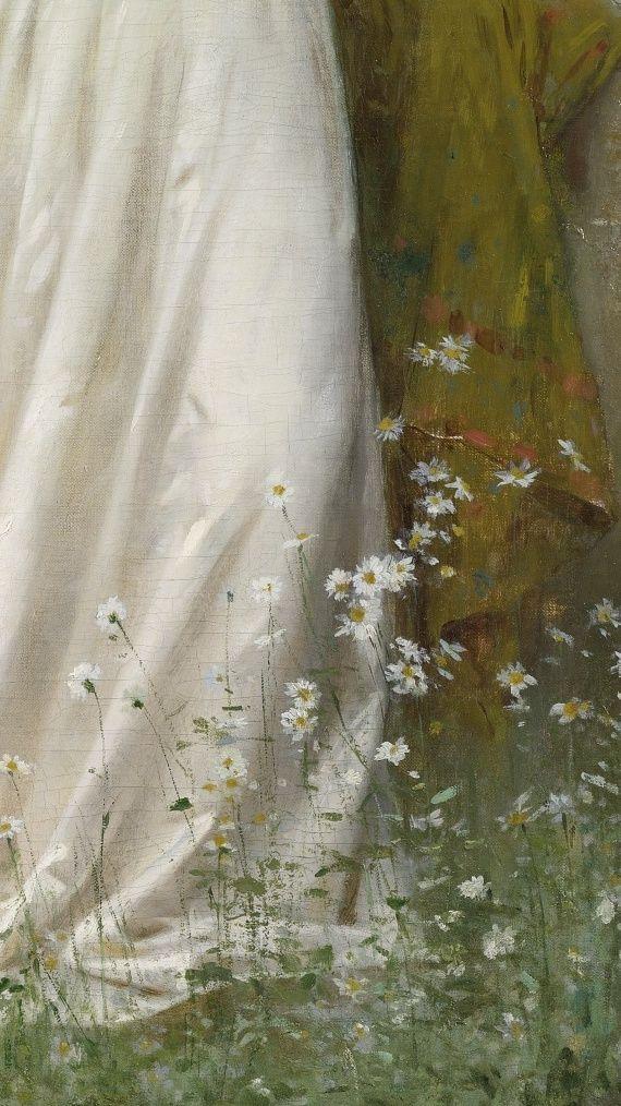 Leon Perrault 1832-1908 MEDITATION