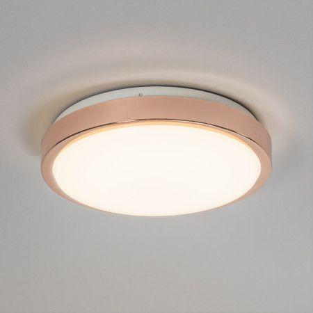 Deckenleuchte Avant 12W LED Kupfer #Innenbeleuchtung #Lampe - badezimmer deckenleuchte led