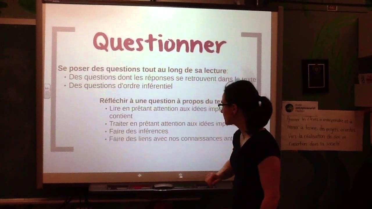 L'enseignement réciproque en lecture