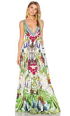 Tiered Gathered Dress