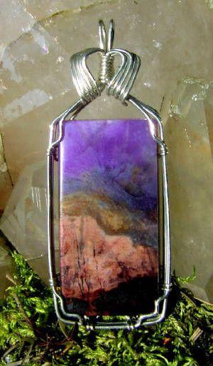 Photo of Wire-Wrap Jewelry