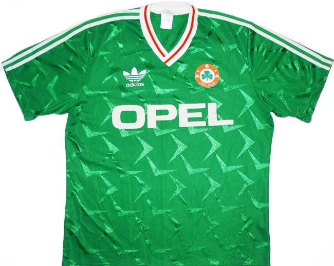 96a293f1c0f Vintage Football Shirts, Classic Football Shirts, Ireland Homes, Team Shirts