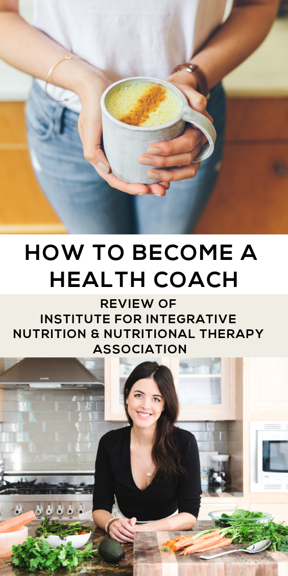 My Experience Getting My Nutritionist Certifications Nutritional Therapy Association Integrative Nutrition Institute For Integrative Nutrition