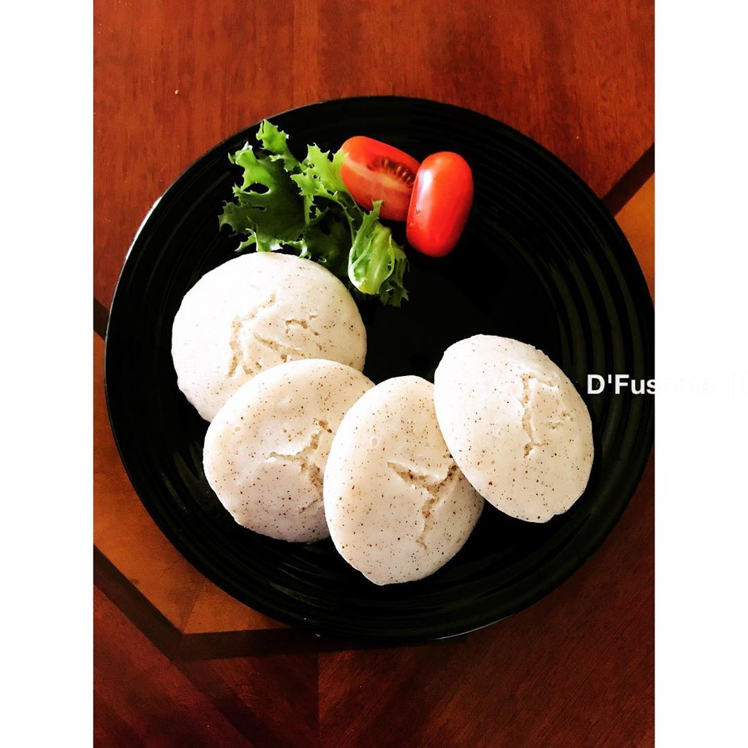 Monday Morning Breakfast Story!!Make a healthy amp; happy start to your week by these yummy multigrain steamed idlis