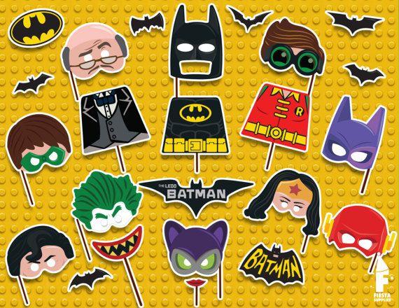 Printable Batman Lego Movie Props Lego Photo By