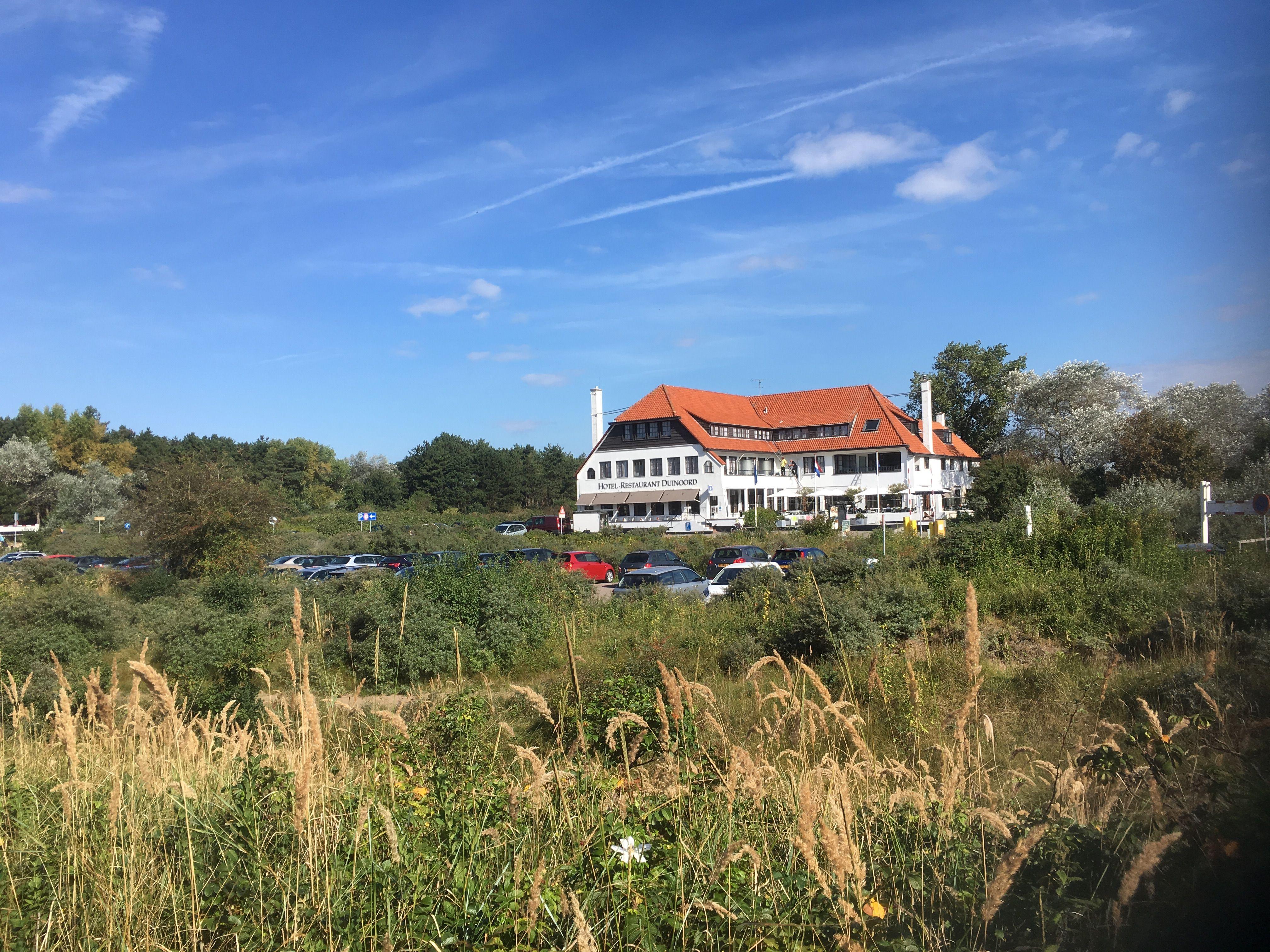 Hotel Duinoord in de duinen van Wassenaar