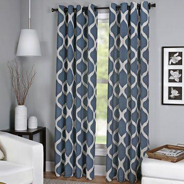 jcpenney.com   Selene Grommet-Top Curtain Panel