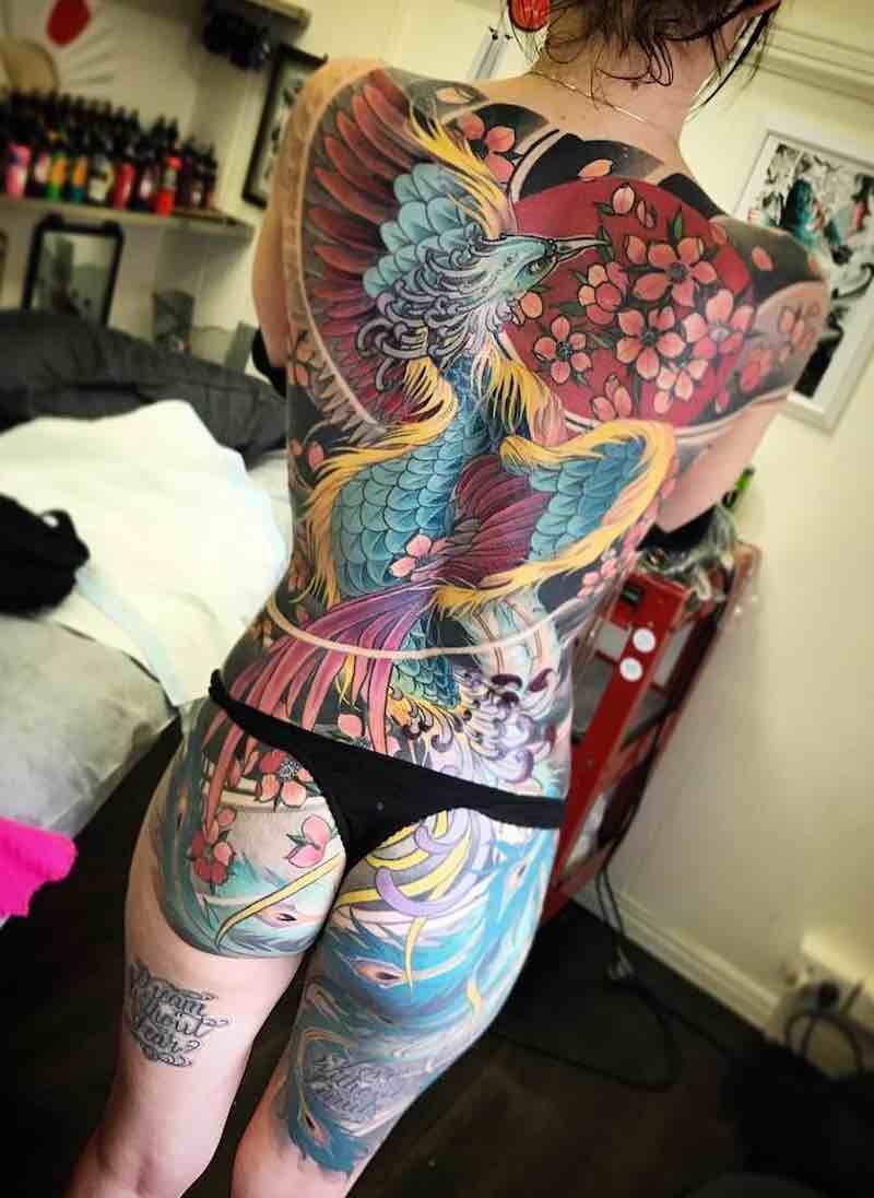 Phoenix tattoos tattoo insider phoenix tattoo phoenix