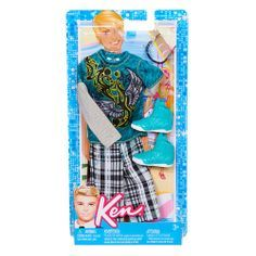 ken barbie doll clothes