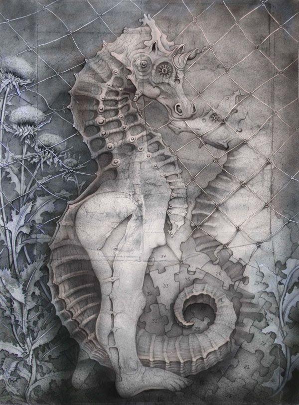 work by Carole Lindberg