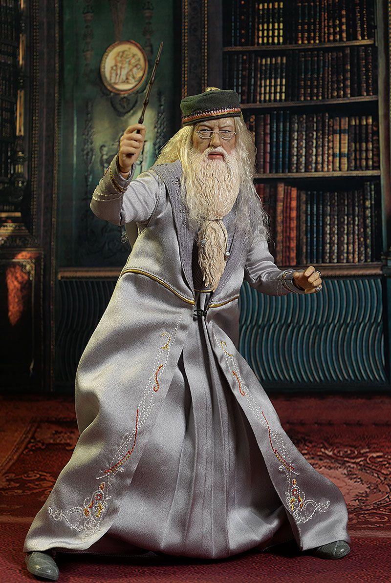 Dumbledore Michael Gambon Harry Potter 1 6th Action Figure Michael Gambon Harry Potter Albus Dumbledore Harry Potter Harry Potter Drawings