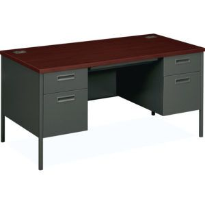Hon Metal Office Desk Http Admction Info Pinterest Desks Desketals