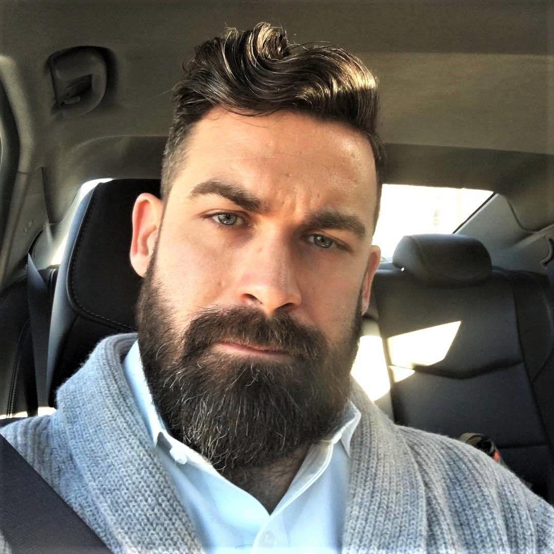 Imagen de Mark M en Beards Hombres guapos, Hombres