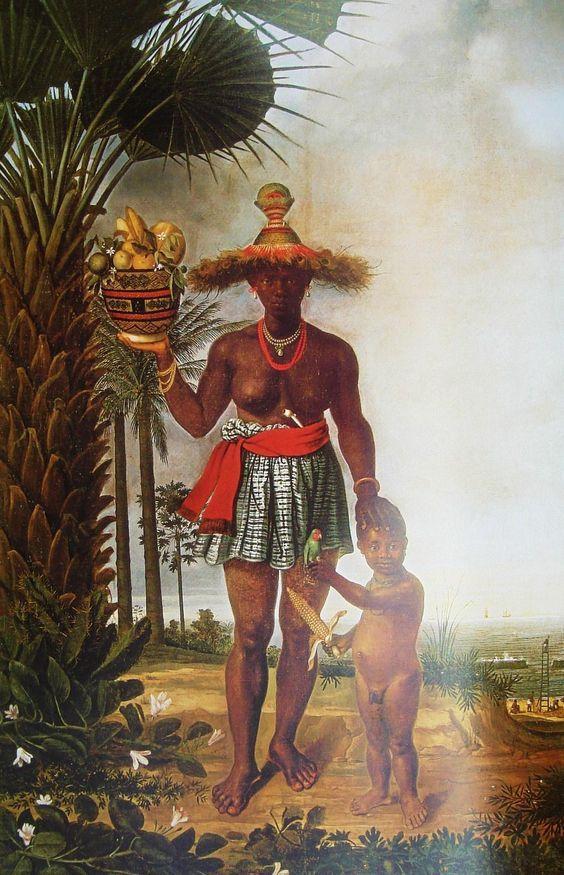 Albert Eckhout 1641 Brazil Albert Eckhout Mulheres Africanas