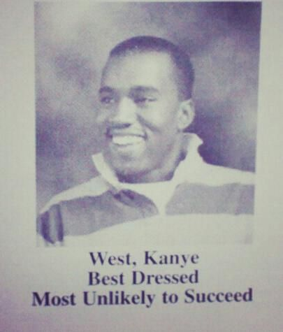 Pretty Young Style Opael And Look Where He Is Now Awk Some Irony For Today In Her Face Yearbook Photos Success Video Kanye
